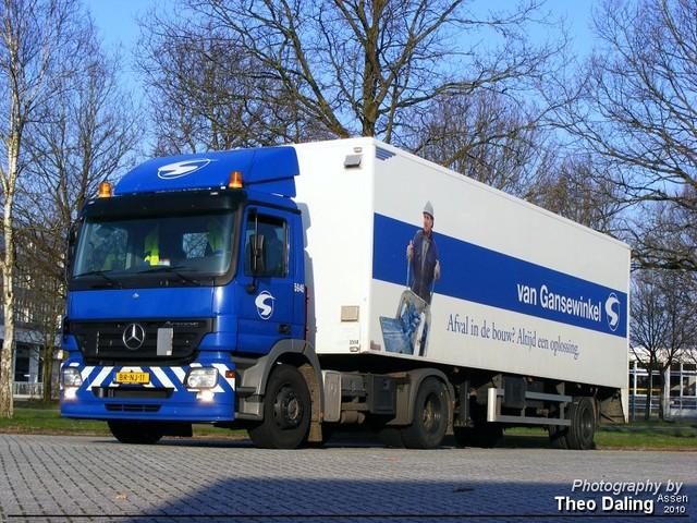 Gansewuinkel van BR-NJ-11  02-border Gansewinkel van - Eindhoven