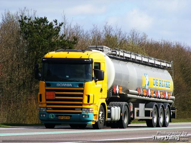 Rijke de BP-GH-14-border Rijke, de - Spijkenisse