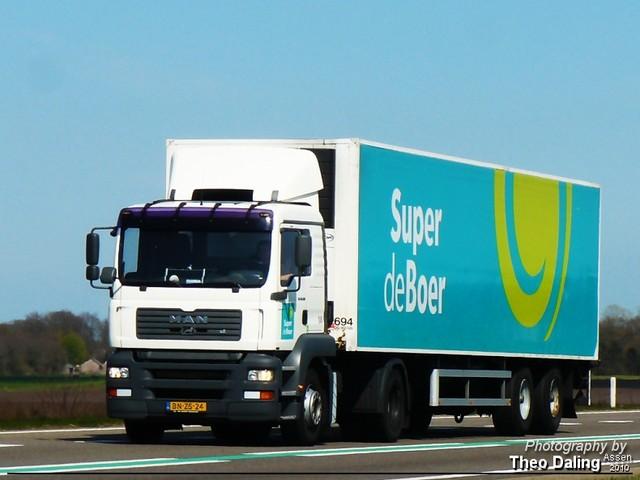 Super de Boer (Laurus)   BN-ZS-24-border Laurus (Super de Boer) - Amersfoort