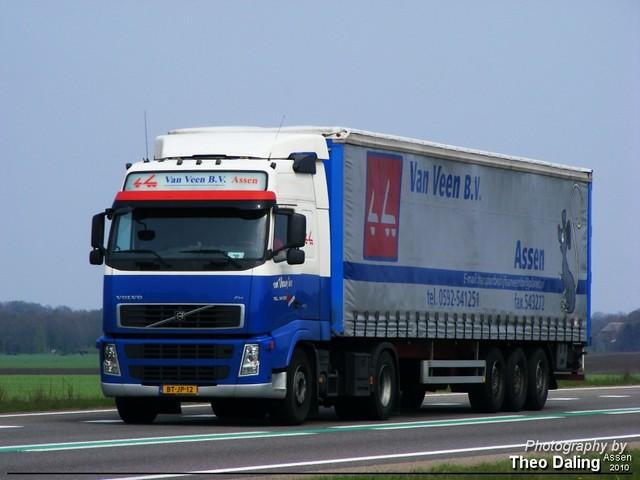 Veen van BV - Assen  BT-JP-12-border Veen B.V., Van - Assen