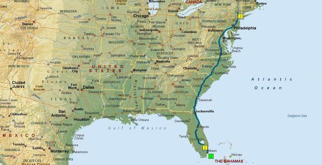 FL-NY Trips