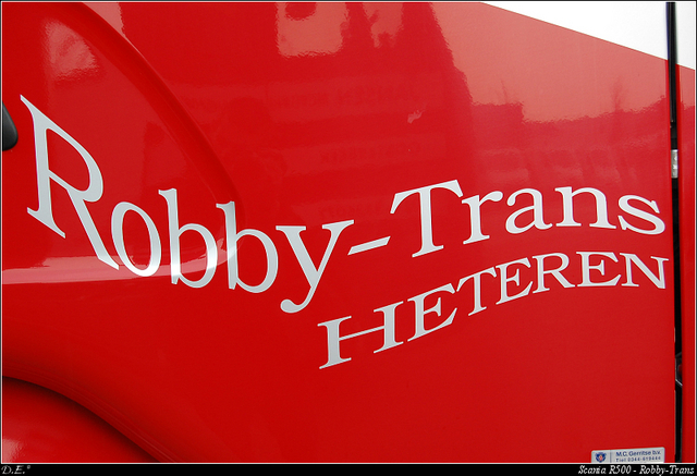 Robby5 Robby-Trans - Heteren