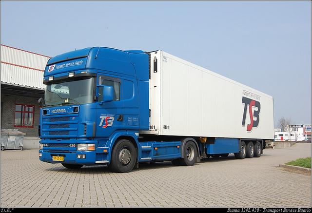 TSB1 Transport Service Baarlo