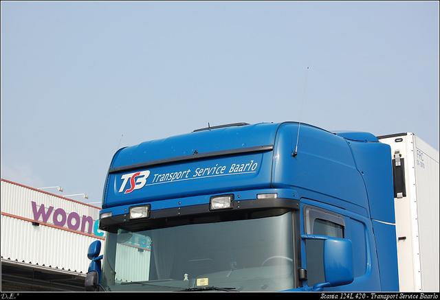 TSB2 Transport Service Baarlo