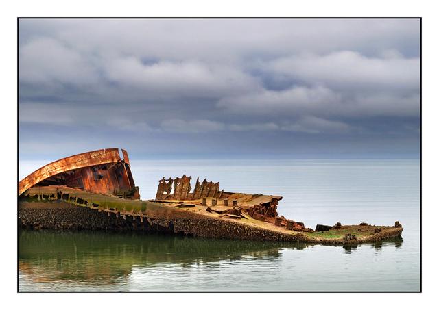 Royston Wreck 2010 Abandoned