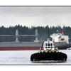tug - British Columbia Canada