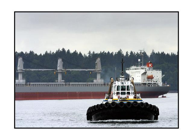 tug British Columbia Canada