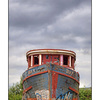 Graffiti Boat - Panorama Images