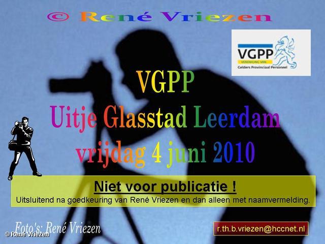René Vriezen 2010-06-04 #0000 VGPP Uitje Glasstad Leerdam vrijdag 4 juni 2010