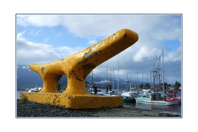 boat tie down  Vancouver Island