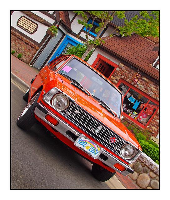 Classic Toyota Automobile