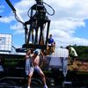 Zwembad Gerben Buiter   01-... - Zaterdag 24-7-2010 Truckstar