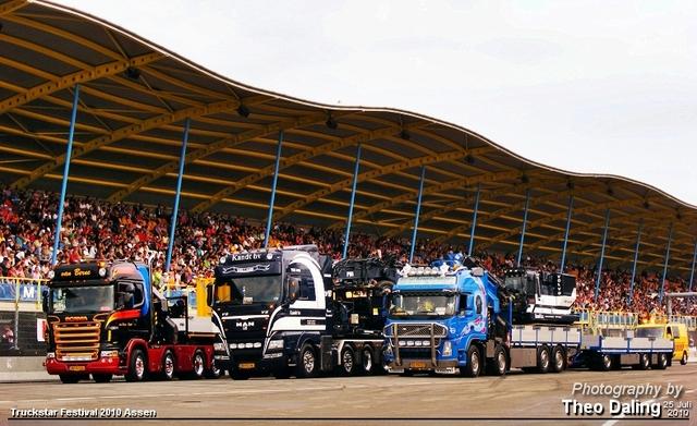 Zwaar transport verkiezing-border Uitslag truckverkiezing TSF 2010