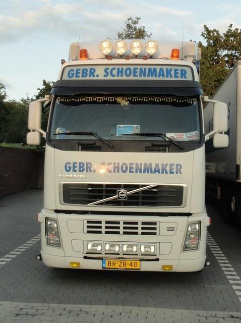 Schoenmaker 2 vakantie truckfoto`s eibergen en omstreken