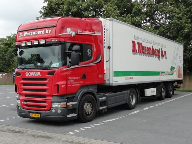 Wezenberg vakantie truckfoto`s eibergen en omstreken