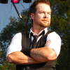 David Cook - Busch Gardens - 08-07-2010