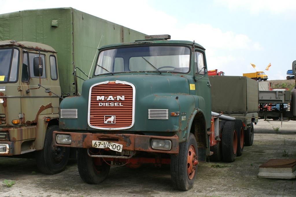 ram 67ub00 - cab