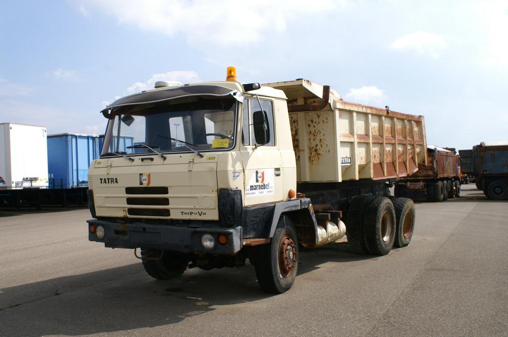 tatra t 815 p 13 marnebel - cab