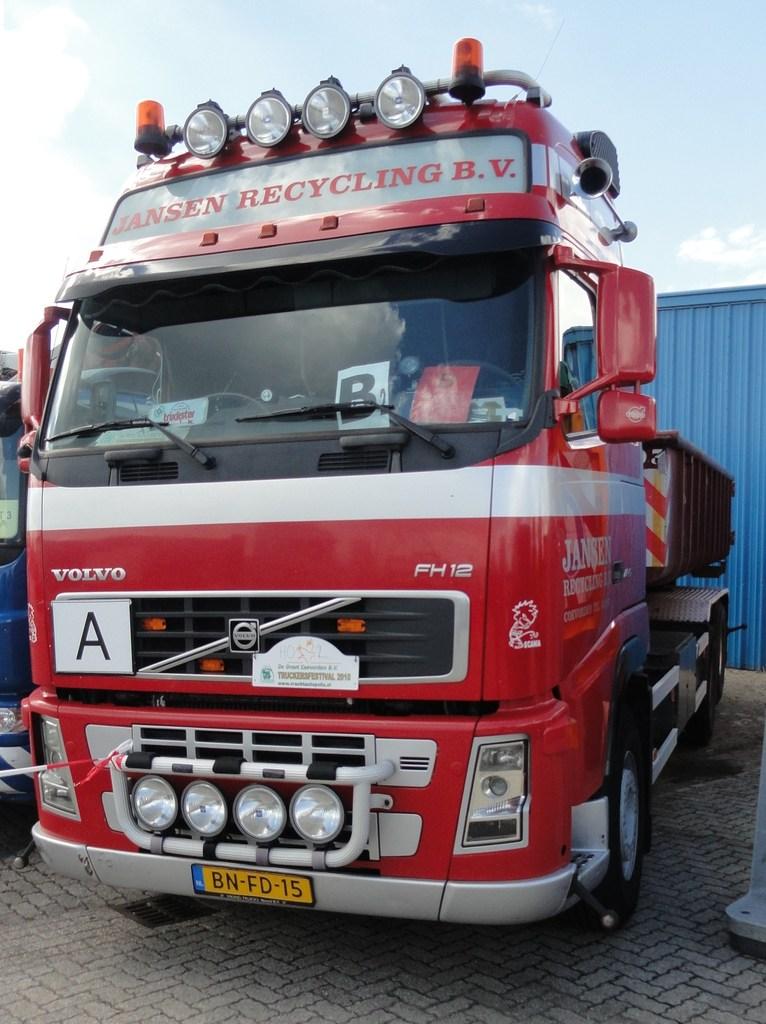 Jansen Volvo - truckersdag Coevorden