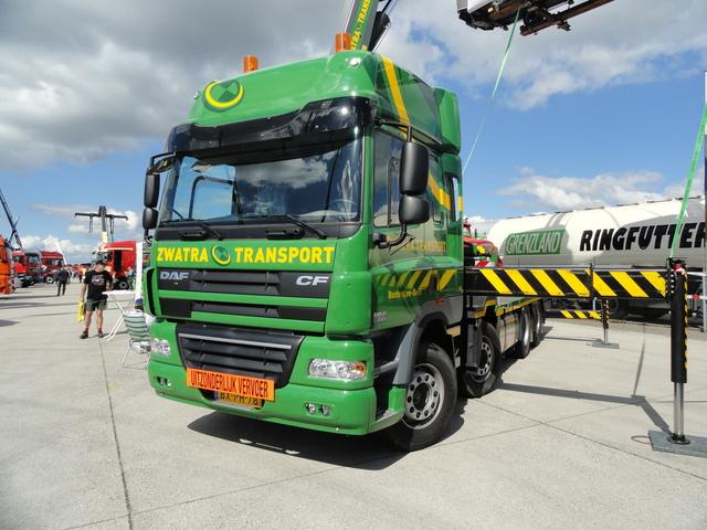 Zwatra truckersdag Coevorden