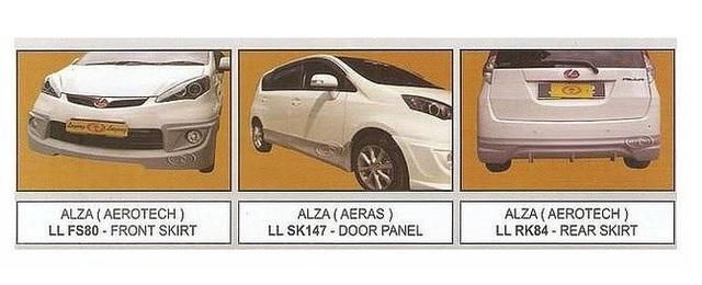 Perodua ALZA bodykits  - Page 3 4181164