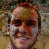 bjorn at mesa verde stone face - Picture Box