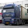 BR-JP-68  Steenhoek. - [Opsporing] M.A.N. 's met e...