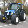 new holland t 4050 v mierlo - bergeijk 2010