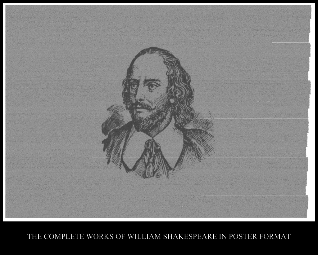 The Complete Works of William Shakespeare in Poste -
