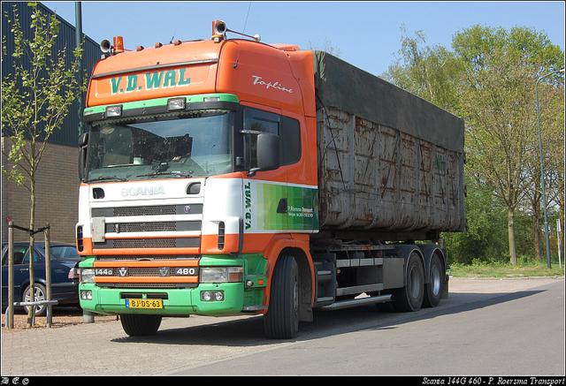 Roersma Roersma Transport, P - Wergea