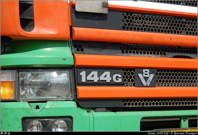 Roersma1 Roersma Transport, P - Wergea