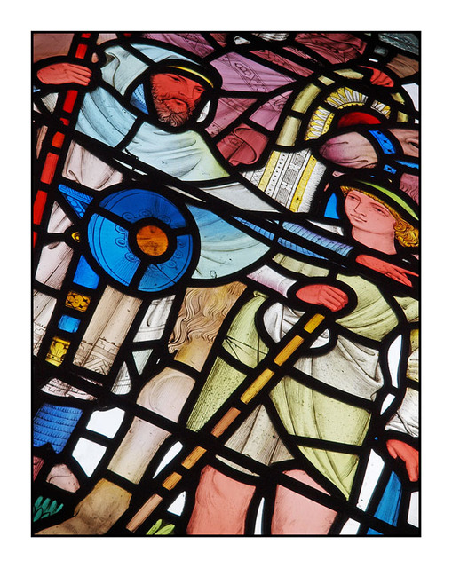Cardiff Castle Glass England and Wales