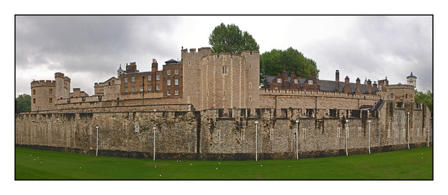 Tower of London Brtiain and Ireland Panoramas