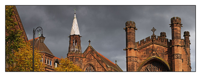 Chester Cathedral Pano Brtiain and Ireland Panoramas