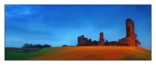 Castle Penrith Brtiain and Ireland Panoramas