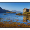 Castle Eilean Donan - Brtiain and Ireland Panoramas