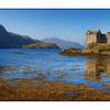 Castle Eilean Donan - Brtiain and Ireland Panoramas