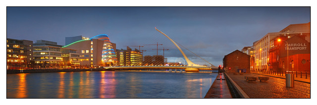 Liffey - Brtiain and Ireland Panoramas
