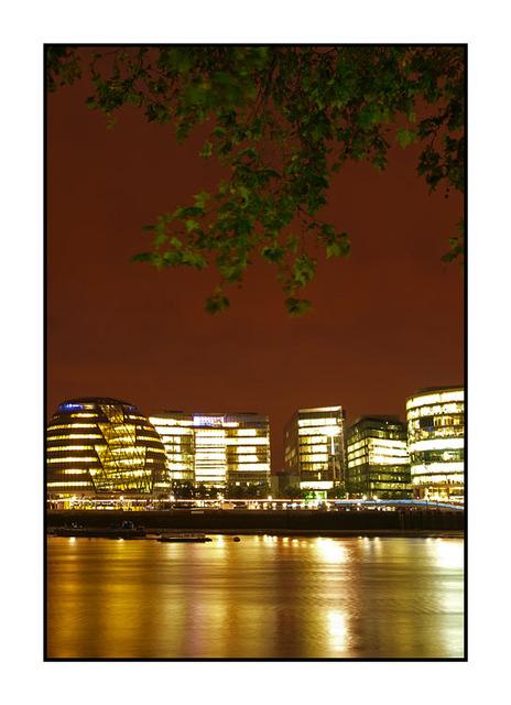 London City Hall England and Wales
