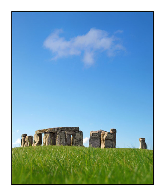 Stone Henge England and Wales
