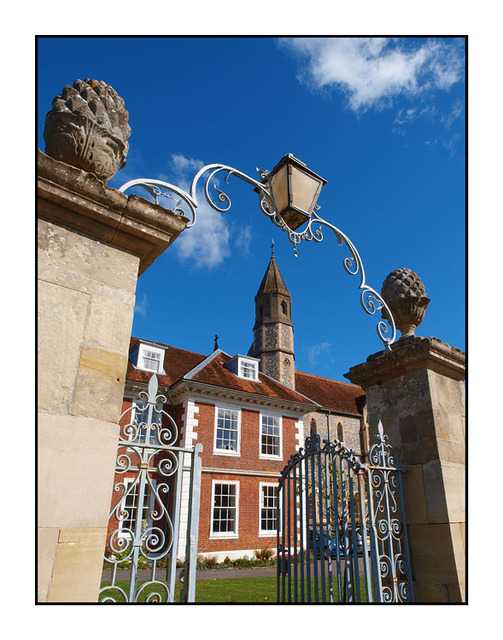 Salisbury Residence England and Wales