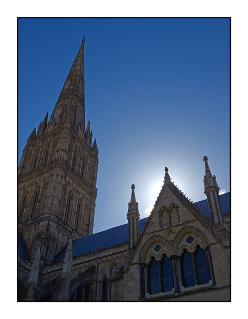 -Salisbury in the Sun England and Wales
