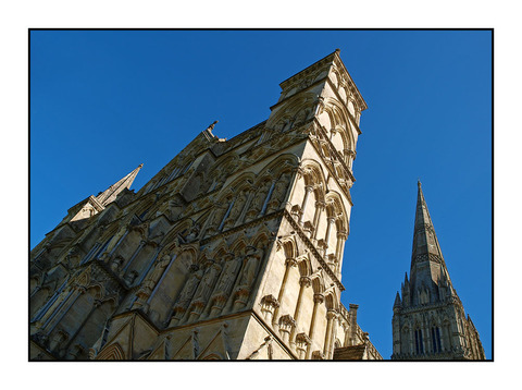 Salisbury Cathedral - England and Wales