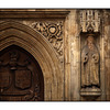 Bath Abbey Door - England and Wales