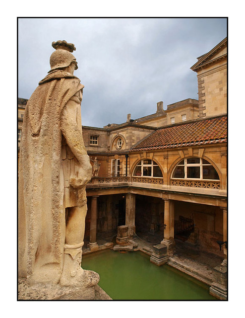 Roman Bath 3 - England and Wales