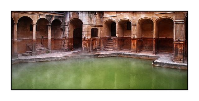 Roman Bath 4 England and Wales