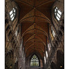 Chester Cathedral Ceiling - England and Wales