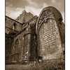 Lanercost Graves Sepia - England and Wales