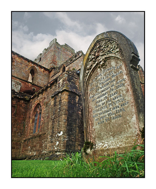 Lanercost Graves England and Wales