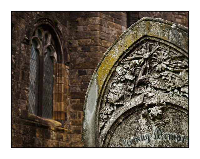 Lanercost Grave Stone - England and Wales
